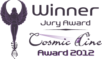 Winner Jury Award Cosmic Cine Award 2012