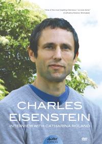 dvd cover Charles Eisenstein english